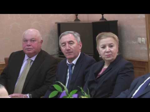Встреча Бориса Джанаева с представителями московской осетинской общины