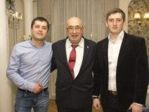Юбилей Сергея Нигкоева