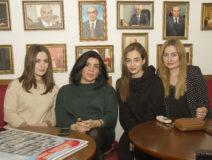 Встреча с Даурбеком Макеевым