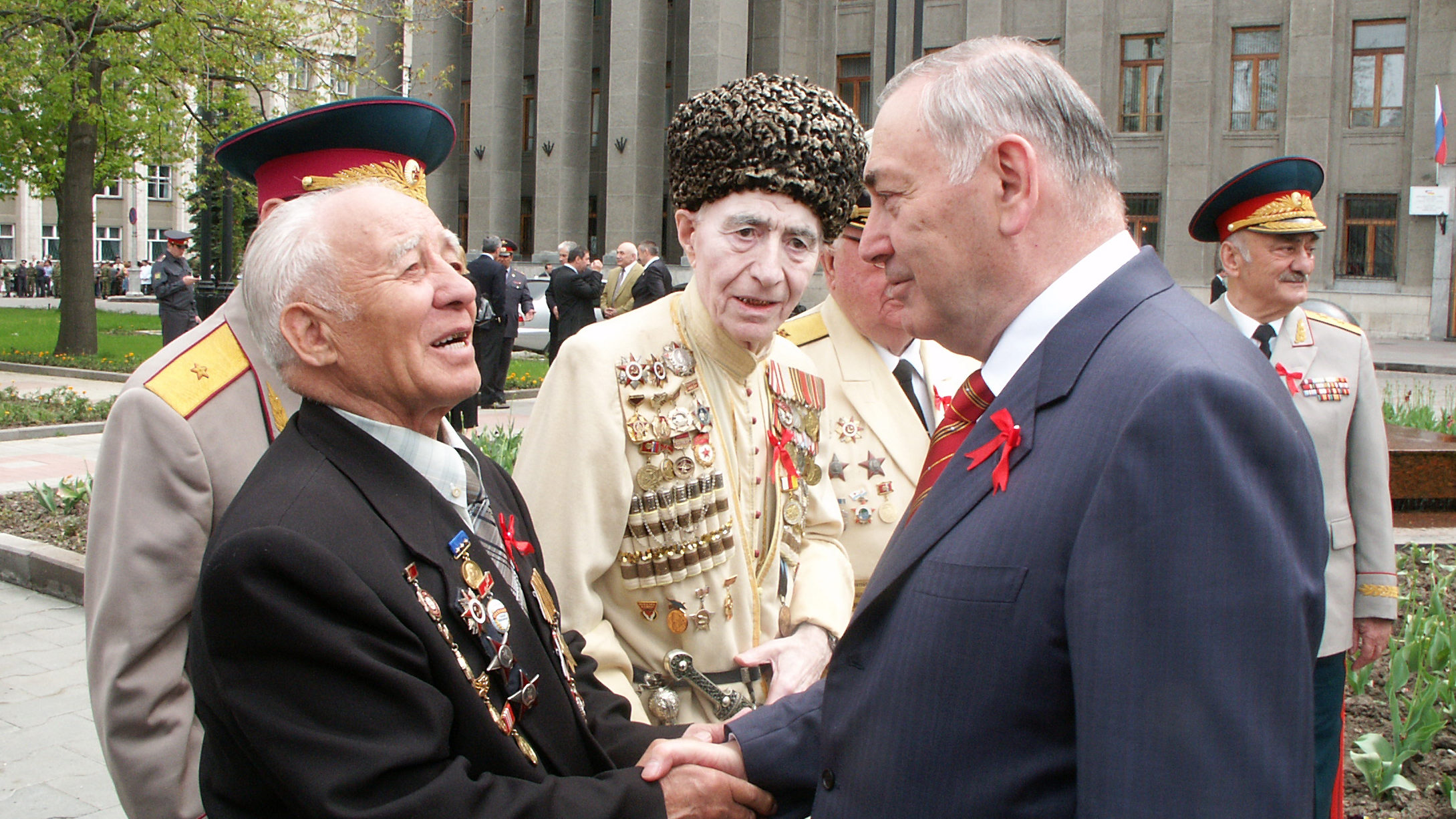 С юбилеем, Александр Сергеевич!