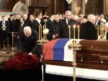 Прощание с Ю.Лужковым — 3