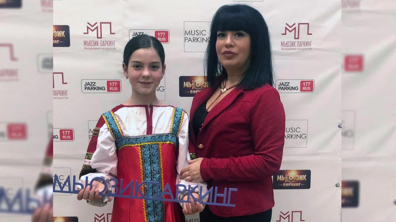 Виктория Цамакаева стала лучшей исполнительницей русской народной песни