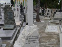 Могила Дзамболата Абациева