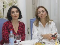 Вечер в поддержку Зарины Бадоевой 6