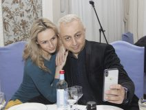 Вечер в поддержку Зарины Бадоевой 7