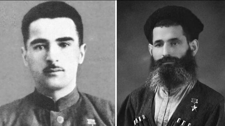 Хаджимурза Мильдзихов: как один осетин сражался против 250 немцев