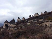 «Город мертвых» Даргавс — родовые захоронения XVII–XIX веков
